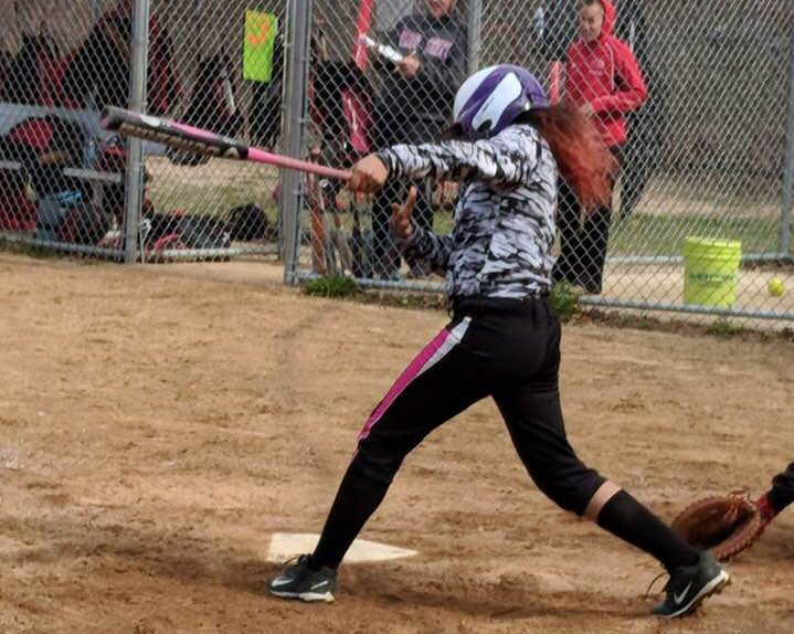 Long Island Lady Jaguars Batting